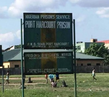 SCARS RSN™ Special Report: Being In A Nigerian Prison 32