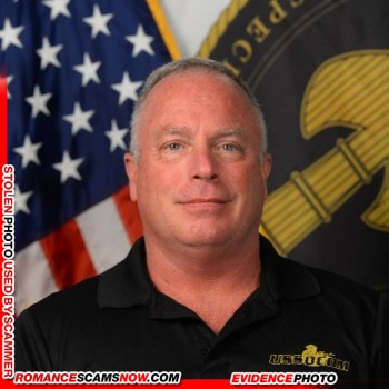 Stolen Face / Stolen Identity - U.S. Army Brigadier General Richard Sere : Have You Seen His Face? 2