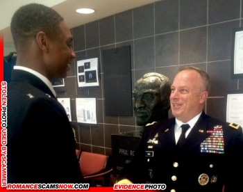Stolen Face / Stolen Identity - U.S. Army Brigadier General Richard Sere : Have You Seen His Face? 11