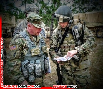 Stolen Face / Stolen Identity - U.S. Army Brigadier General Richard Sere : Have You Seen His Face? 16