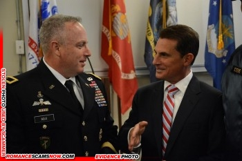 Stolen Face / Stolen Identity - U.S. Army Brigadier General Richard Sere : Have You Seen His Face? 17