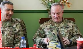Stolen Face / Stolen Identity - U.S. Army Brigadier General Richard Sere : Have You Seen His Face? 14