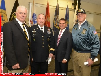 Stolen Face / Stolen Identity - U.S. Army Brigadier General Richard Sere : Have You Seen His Face? 20