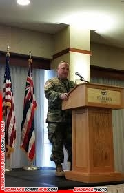Stolen Face / Stolen Identity - U.S. Army Brigadier General Richard Sere : Have You Seen His Face? 7