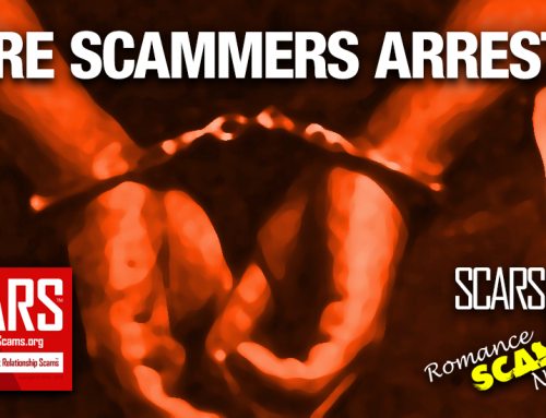 SCARS|RSN™ Scam News: Another Nigerian Scammer Arrested