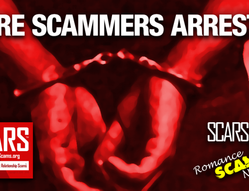 SCARS|RSN™ Scam News: Woman Arrested After Laundering $300,000 in Online Scams