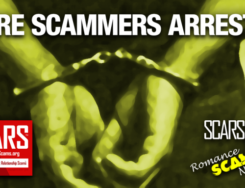 SCARS|RSN™ Scam & Scamming News: Nigerian Lotto Scammer Arrested