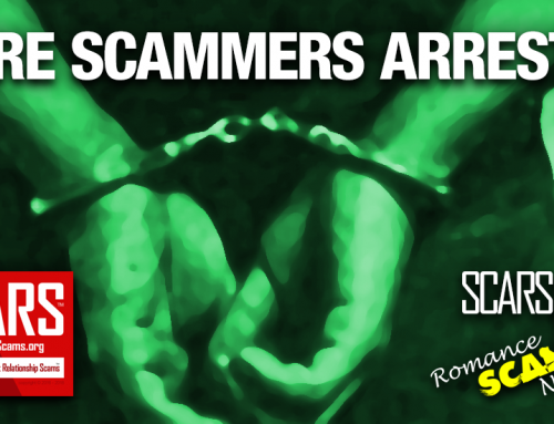 SCARS|RSN™ Scammer Arrested: Court Jails Fraudster for Defrauding American $5,260