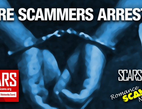 SCARS|RSN™ SCAM NEWS: Degreed Criminologist Jailed for Internet Fraud In Nigeria