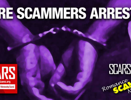 Nigerian Scammer Gets Six Months In Jail – SCARS|RSN™ SCAMMER ARRESTED