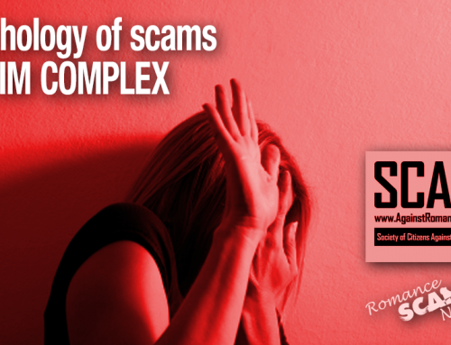 RSN™ Psychology Of Scams: Understanding the Victim Complex