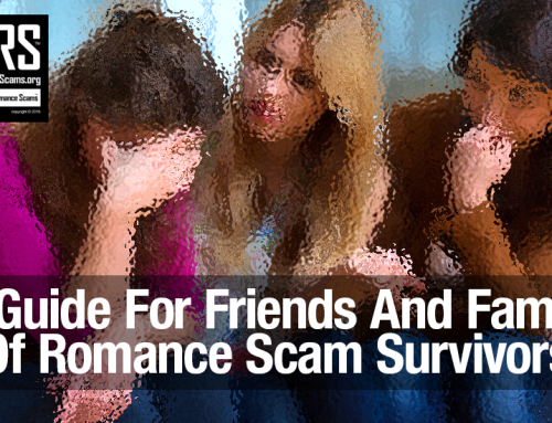 A Guide for Friends and Family of Romance Scam Survivors
