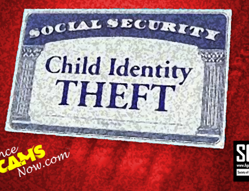RSN™ Special Report: Cybercriminals Targeting Your Children's Identities