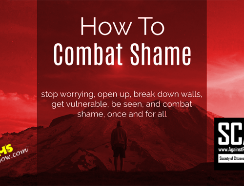 Stopping Shame – SCARS|RSN™ Guest Editorial by Jackie Corbett