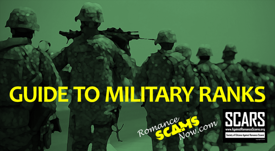 RSN™ Guide To Military Ranks