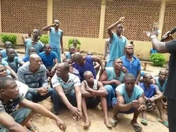 SCARS|RSN™ Special Report: Being In A Nigerian Prison 16