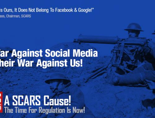 The War Against Social Media