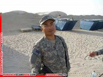 Stolen Face / Stolen Identity - Chong Kim - U.S. Army Veteran: Do You Know Him? 2