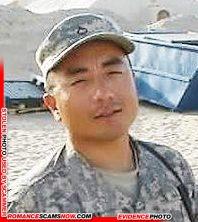 Stolen Face / Stolen Identity - Chong Kim - U.S. Army Veteran: Do You Know Him? 6