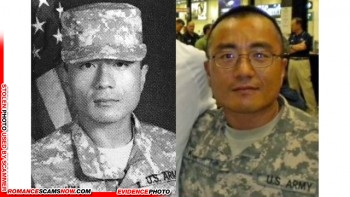 Stolen Face / Stolen Identity - Chong Kim - U.S. Army Veteran: Do You Know Him? 13