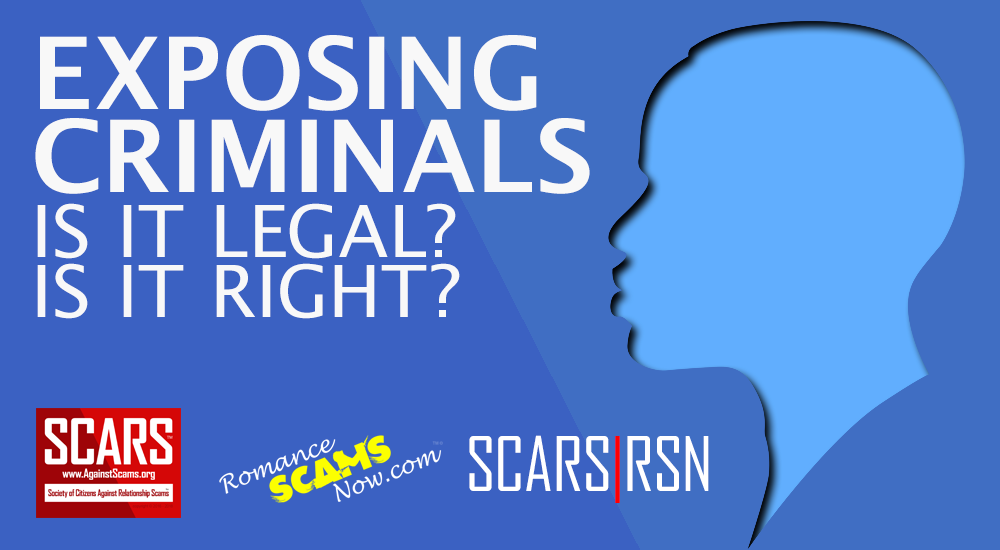 SCARS|RSN™ Special Report: Online Vigilantes Can Actually Hurt Criminal Cases 1