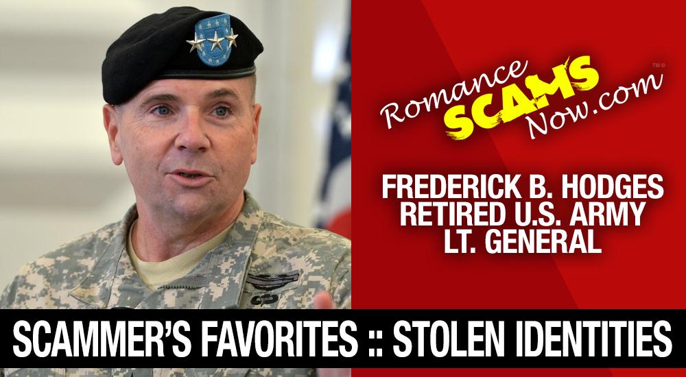 Stolen Face / Stolen Identity - Frederick B. Hodges : Ever Seen Him? 7