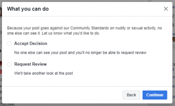SCARS|RSN™ Insight: Facebook Cracking Down Or Just On Crack? 4
