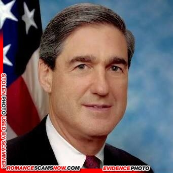 Stolen Face / Stolen Identity - Robert Mueller : You Know Him, Right? 2