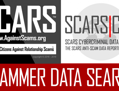 SCARS|CDN™ Scammer Search On RomanceScamsNow.com