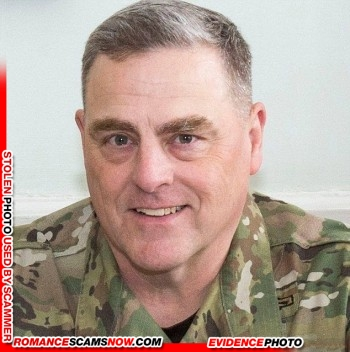 Stolen Face / Stolen Identity - Army General Mark Milley: Do You Know Him? 2