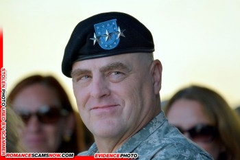 Stolen Face / Stolen Identity - Army General Mark Milley: Do You Know Him? 9