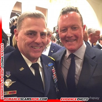 Stolen Face / Stolen Identity - Army General Mark Milley: Do You Know Him? 14