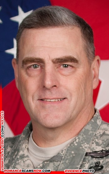 Stolen Face / Stolen Identity - Army General Mark Milley: Do You Know Him? 12