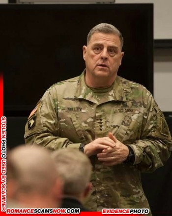 Stolen Face / Stolen Identity - Army General Mark Milley: Do You Know Him? 4