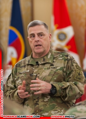 Stolen Face / Stolen Identity - Army General Mark Milley: Do You Know Him? 17