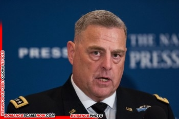Stolen Face / Stolen Identity - Army General Mark Milley: Do You Know Him? 19