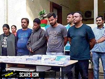 Cyber-crime Police bust Nigerian-led gang that cheated 21 people in India