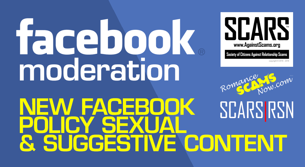 SCARS|RSN™ Insight: Facebook Cracking Down Or Just On Crack? 1