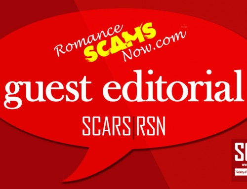 Valentine's Day Scams VIDEO – A SCARS|RSN™ Guest Editorial By Debby Montgomery