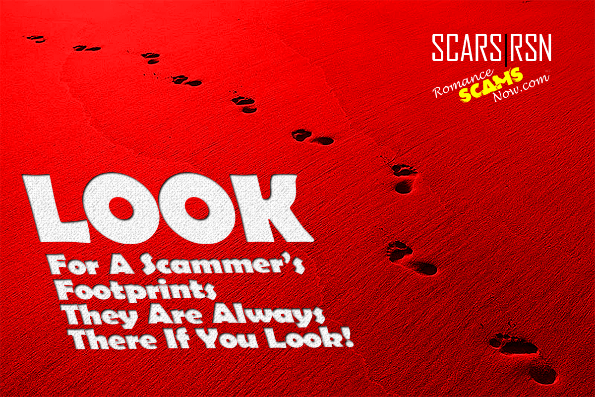 look-for-the-scammers-footprints