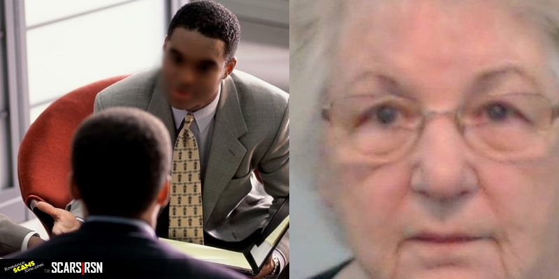 RSN™ Scam News: 80-Year-Old American Woman In Trouble After Helping Nigerian Lover 1