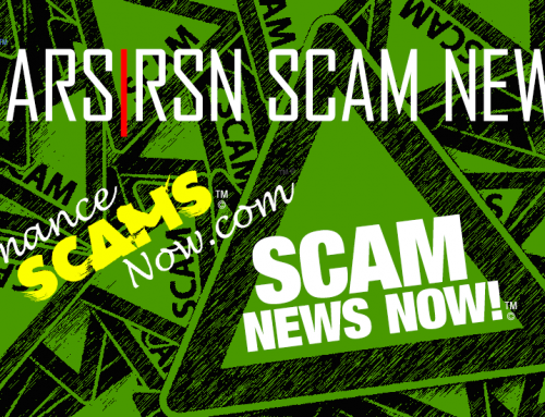 Don't Be Fooled By Spoofed Celebrities And Brands – SCARS|RSN™ SCAM NEWS