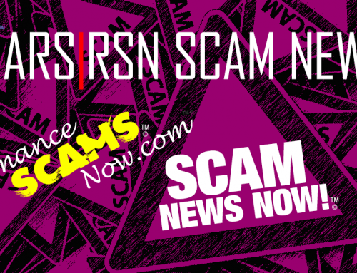 Domestic Romance Scammer Tells All – SCARS|RSN™ SCAM NEWS
