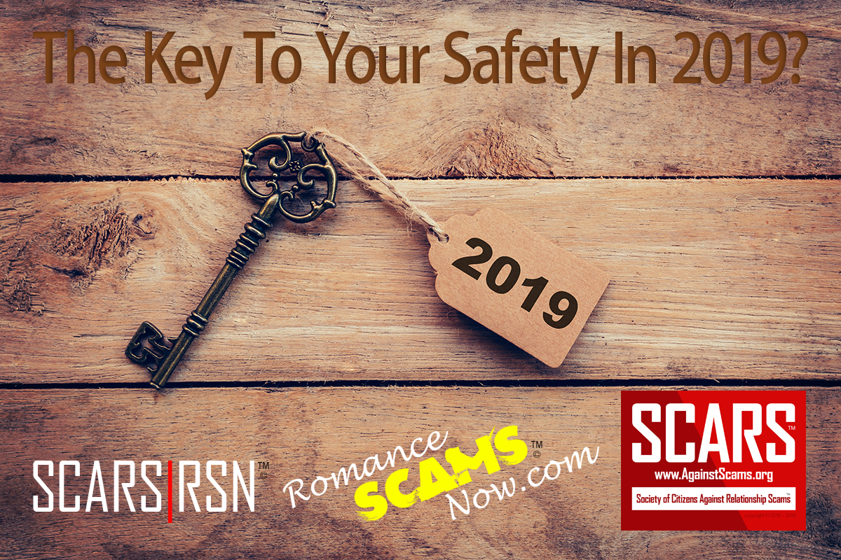 The Key To Your Safety In 2019 Is SCARS