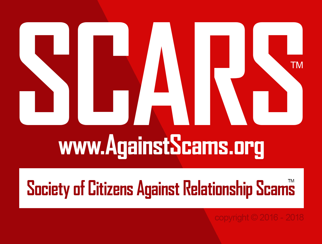 The Society of Citizens Against Romance Scams