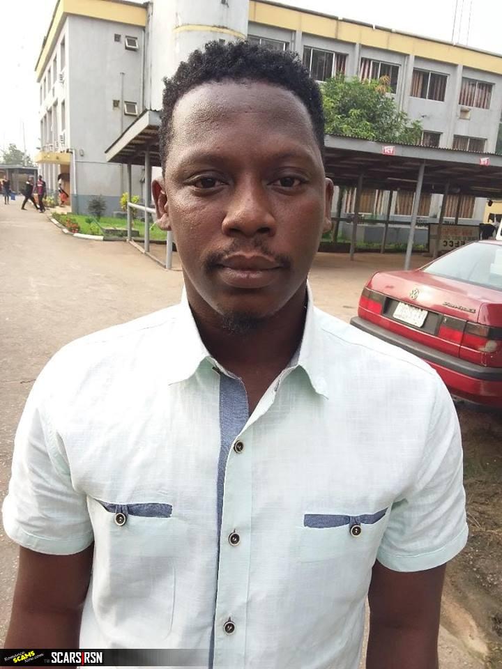 Onovo Osita Malachy Convicted Of Romance Scams In Nigeria