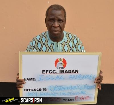Nigerian EFCC Arraigns 'Pastor' for Fraud