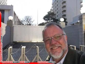 Jeffrey Jef Welch: Do You Know Him? Another Stolen Face / Stolen Identity 3