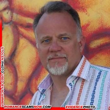 Jeffrey Jef Welch: Do You Know Him? Another Stolen Face / Stolen Identity 14