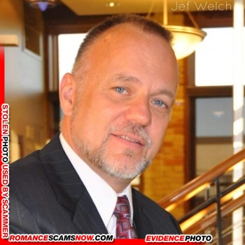 Jeffrey Jef Welch: Do You Know Him? Another Stolen Face / Stolen Identity 17